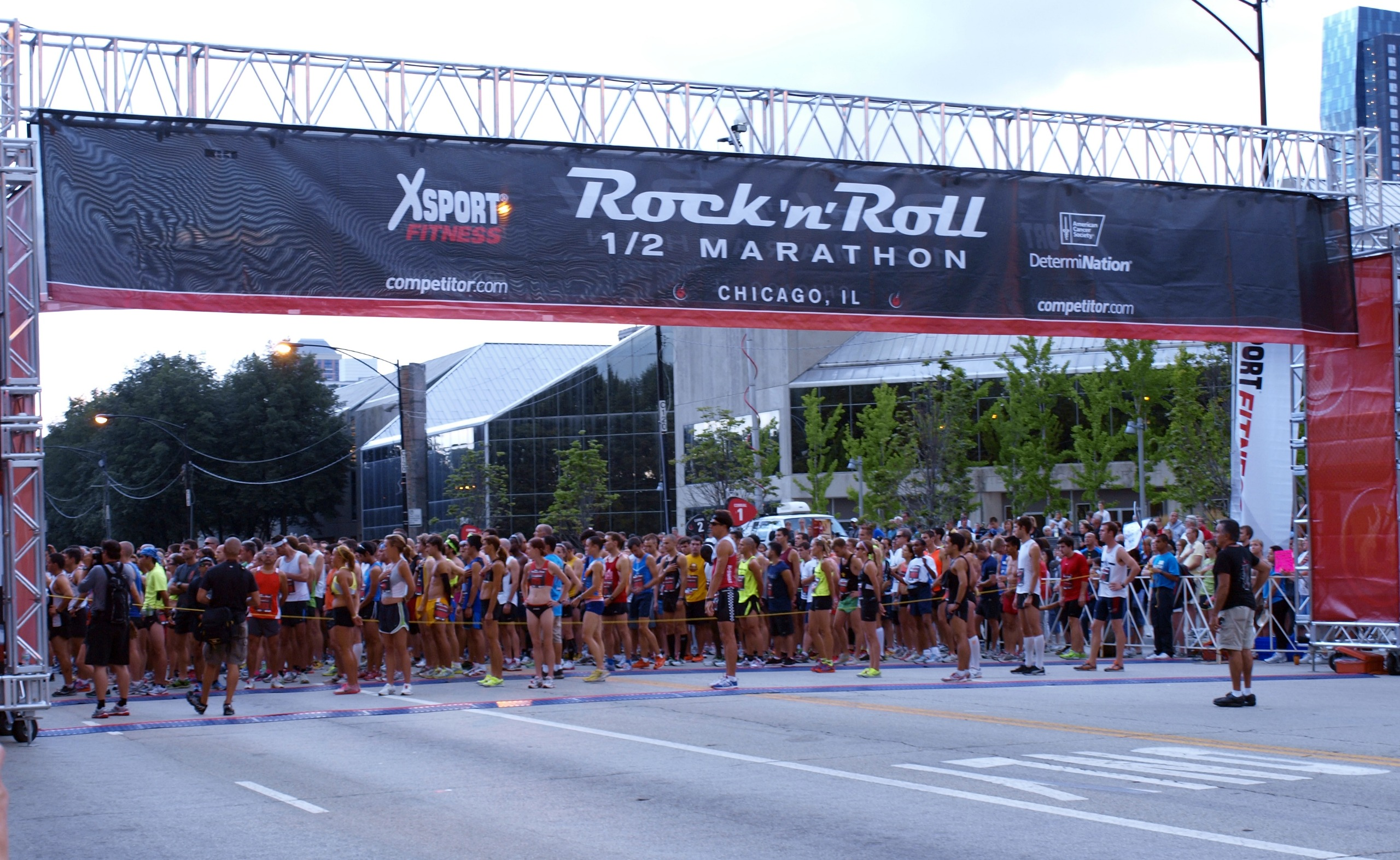 Race Recap: Chicago Rock 'n' Roll 1/2 Marathon