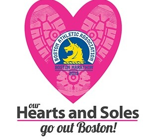 Boston Marathon Love