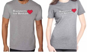 Runners for Boston