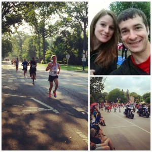 Wilmette Fun Run & 4th of July