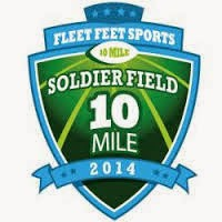 Soldier Field 10 Mile Race – 2014