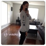 Pregnancy Update – 19 Weeks