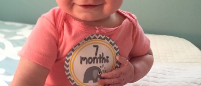 Allison – 7 Month Update