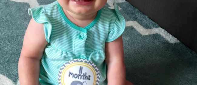 Allison – 11 Month Update