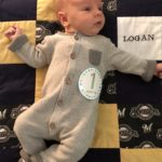 Logan – 1 Month Update